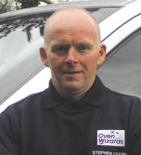 Stephen Leaver Oven Wizards