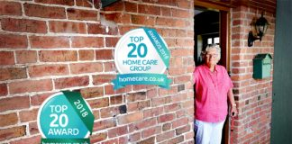Two Top 20 Home Care