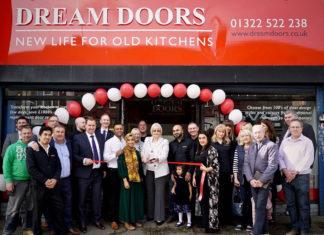 dream doors new franchise
