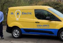 Grant Bolger new franchise owner for Mr Electric West Yorkshire final