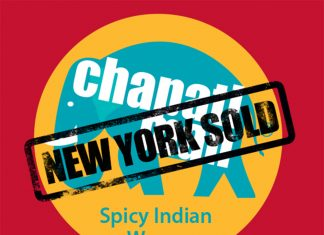chapati man new york