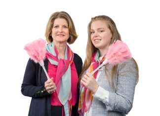 Jane and Katie Brookes launch new Bright Beautiful franchise in Basinstoke