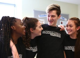 Bright futures for theatre trained students