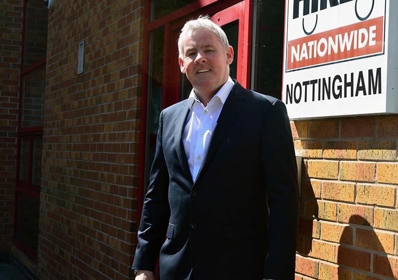 Mick Goodfellow Nottingham