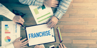 A team is considering franchise opportunities