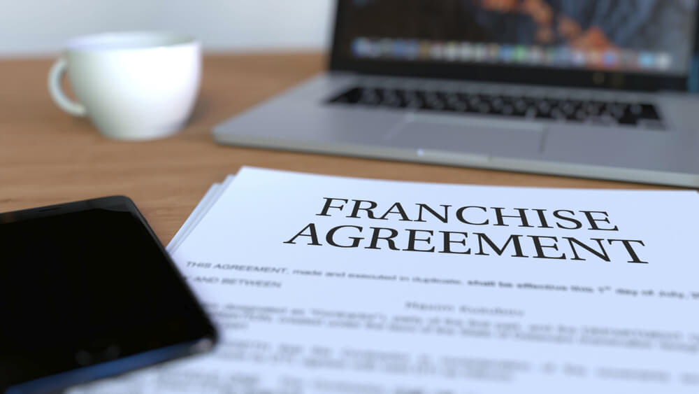 Who is a franchisor