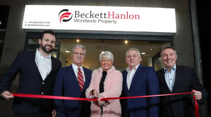 BeckettHanlon belfast office