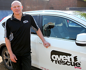Oven Rescue Franchisee