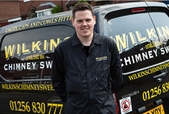 Adrian Steel - Chimney Sweep Franchise