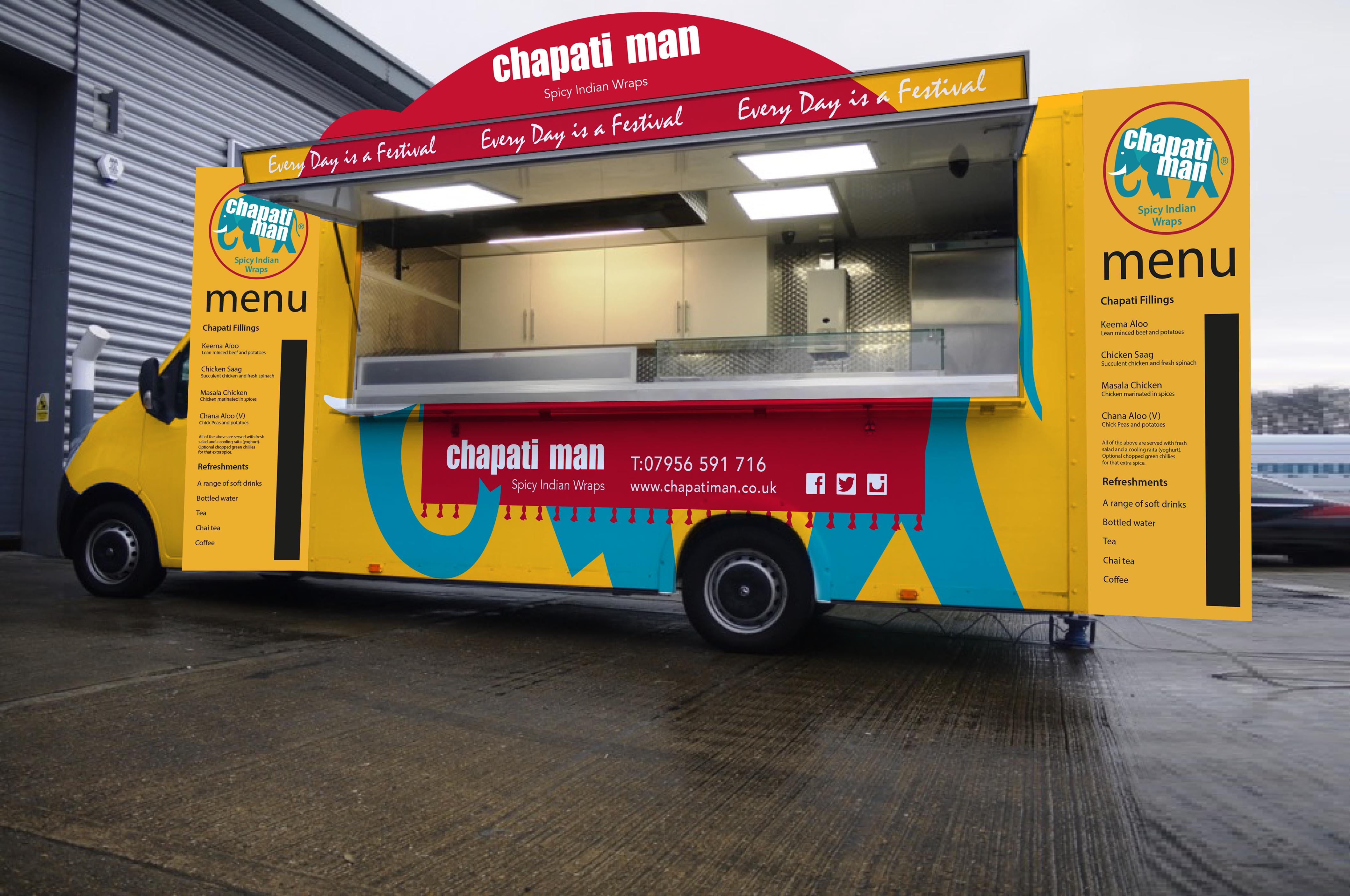 Chipati Man Franchise