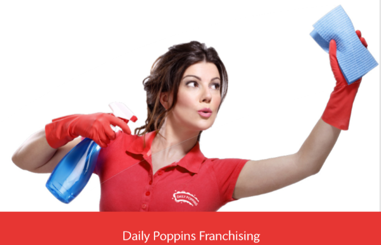 Daily Poppins Cleaning business