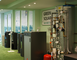 Green Square Renewable Energy Franchise