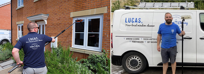LJT Window Cleaning Franchise