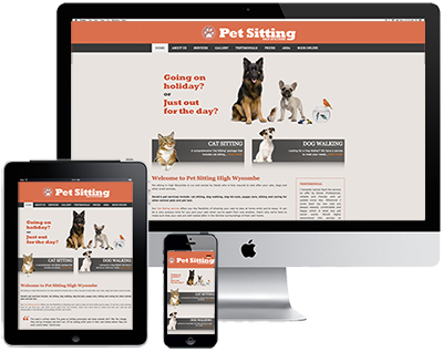 Pet sitting franchise