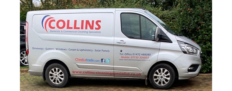 Collins Cleaning Specialists Franchise opportunity