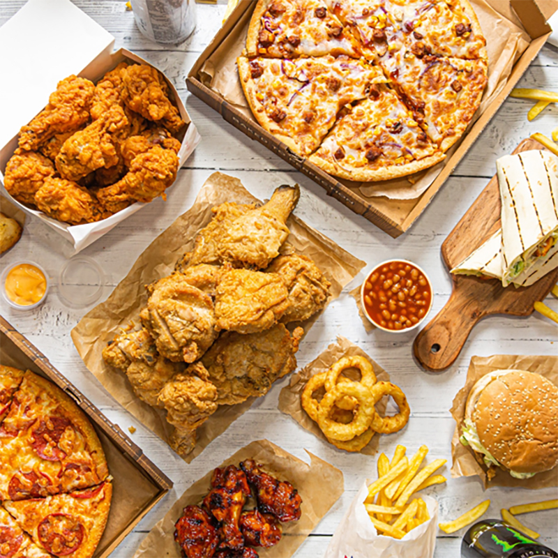 Dallas Chicken & Pizza Franchise