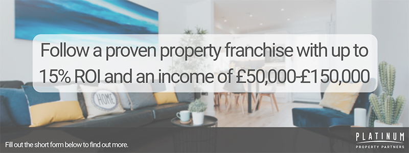 Platinum Property Partners franchise opportunity